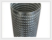 304 Stainless Steel Perforated Screen Casing