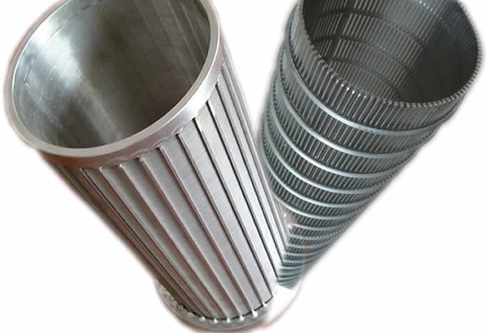Cylindrical Filter Screen